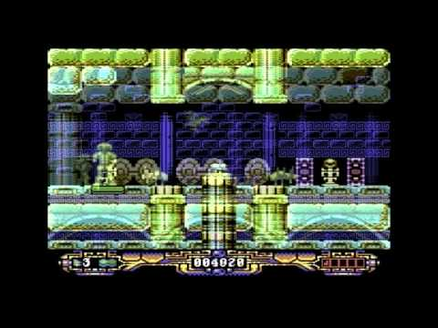 Soulless - Official C64 Promo Video (Psytronik / RGCD)