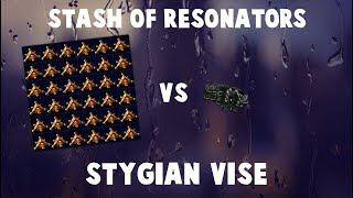 Full Stash of Resonators VS. STYGIAN VISE BELTS!