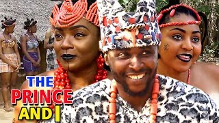 THE PRINCE AND I SEASON 1 - Regina Daniels | Nigerian Movies 2019 | Latest Nollywood Movies 2019