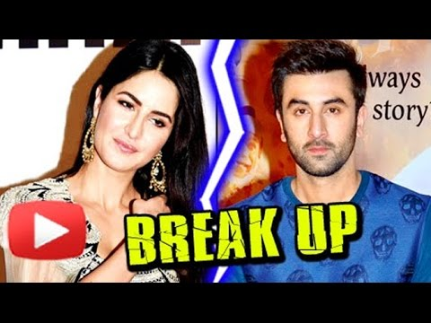 Katrina Kaif Finally CONFIRMS Break Up With Ranbir Kapoor