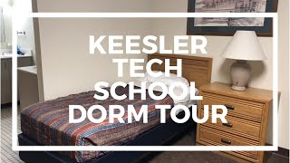 Keesler Tech School Dorm Tour | Davis Manor