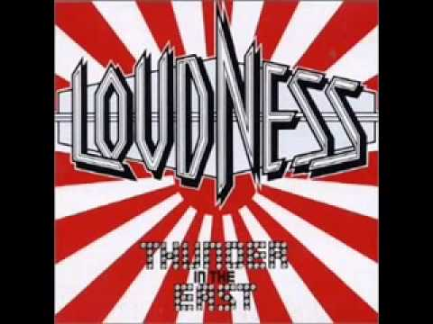 Loudness - Run For Your Life