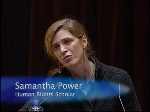 Samantha Power Video