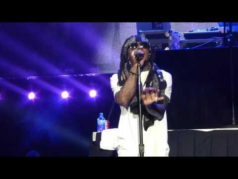 Lil Wayne - Karate Chop Remix, Only, HYFR, The Motto (Live)