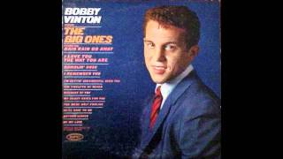 Watch Bobby Vinton I Love You The Way You Are video