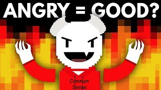 Is Getting Angry Good For You? - Ft. SomeThingElseYT