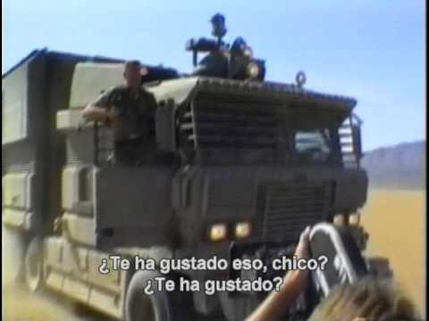 Making Off (Sub. Spanish) - Soldado Universal