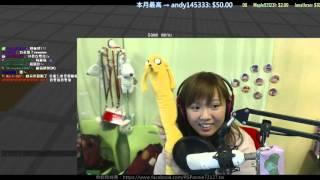 【魚乾LIVE】160225 - HI台灣!我回來啦![1/6]