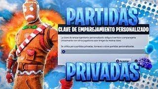 JUGANDO *PARTIDAS PRIVADAS* CON SUBS!! | SI GANAS TIENES PAVOS!! | Fortnite Battle Royale