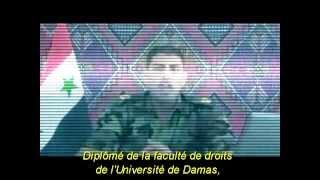 SYRIE.message aux militaire de Bachar et rebelles ST.FRANCAIS