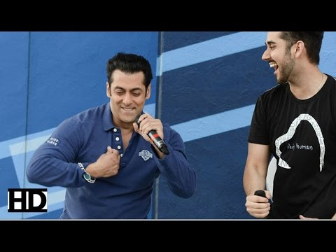 Salman Khan Rocks At Dr Cabbie Promotions At Toronto, Canada