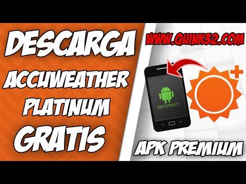AccuWeather Platinum v.4.2.5