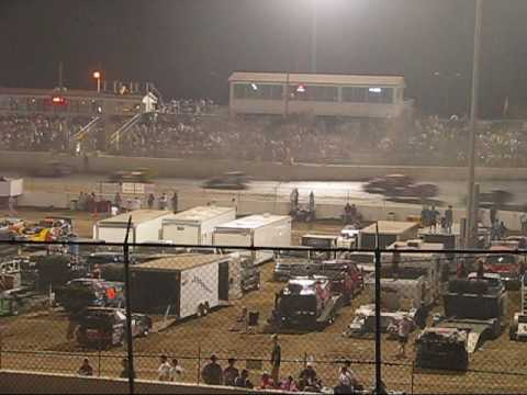 Modified Feature I-55 Raceway 7-3-10