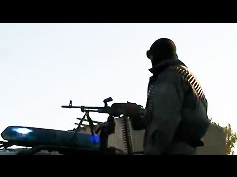 Suicide bombers attack Afghanistan base