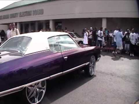 THE 405 SHOW- LANGSTON CAR SHOW 4 Video