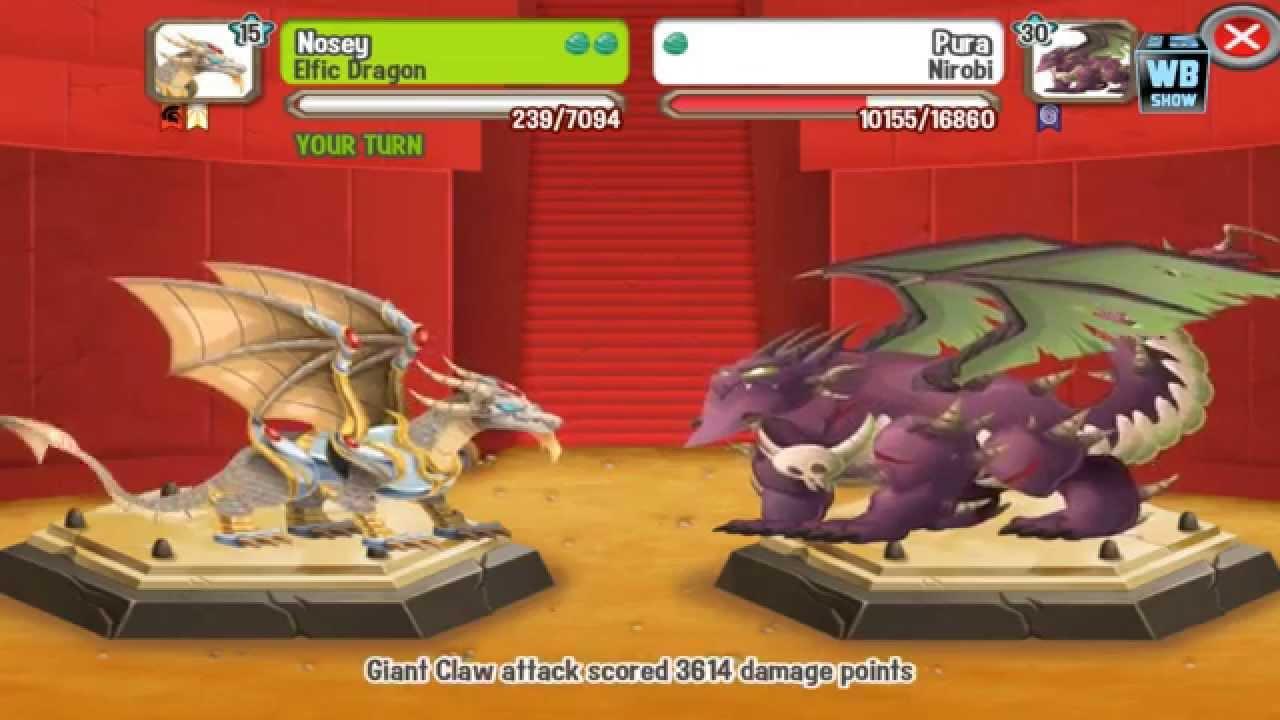 elfic dragon dragon city - photo #14
