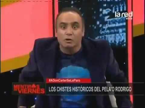Pelao Rodrigo chiste reserva 20 años