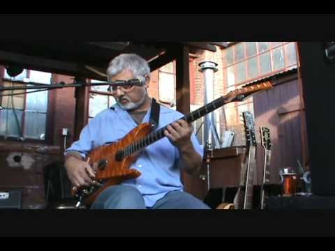 Music Marauders: Fareed Haque Moog Guitar Demo