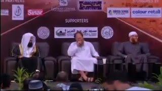 Panel Discussion By Mufti Menk, Muhammad Salah & Abdur Raheem Green Q&A March 29 2015