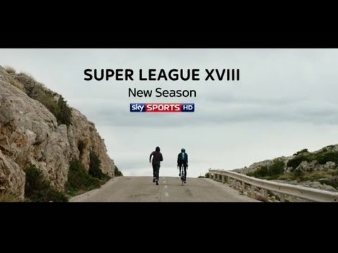 Super League XVIII is coming...Sky TV Promo