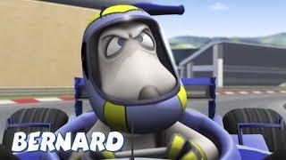 Bernard Bear   Motor Racing AND MORE   Cartoons for Children