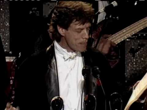 Rolling Stones Acceptance Speech 1989