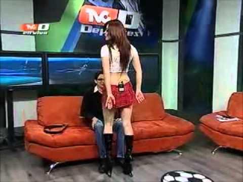 Aldo y su primer baile de tubo (23-02-2012)