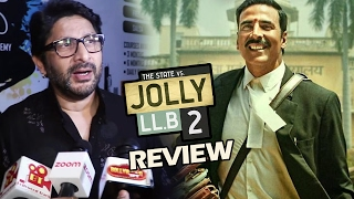 Akshay Kumar's Jolly LLB 2 Movie REVIEW By Arshad Warsi