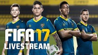 FIFA 17 Livestream