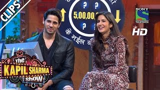 Download Lagu Live Game Show with Katrina and Sidharth - The Kapil Sharma Show - Episode 40 - 4th September 2016 Gratis STAFABAND
