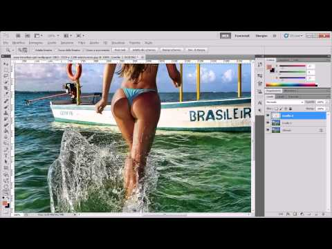 tutorial photoshop migliorare i glutei.avi