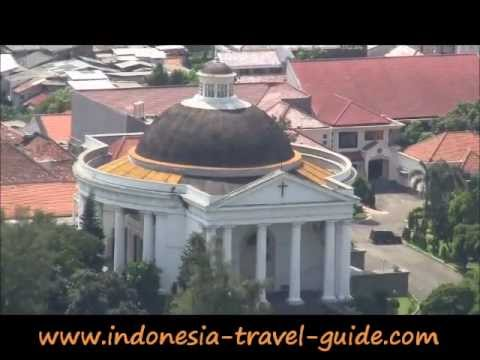 Indonesia Travel Guide -  JAKARTA TRAVEL GUIDE -  Immanuel Church