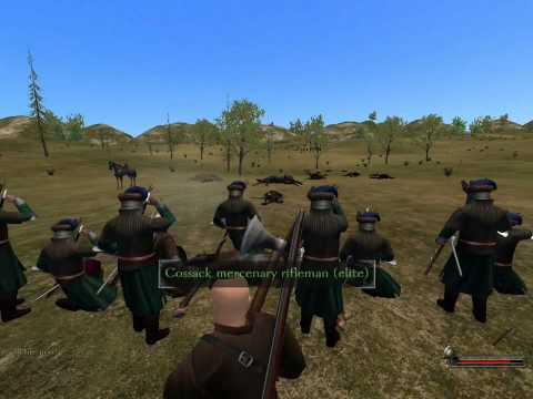 Mount & Blade: With Fire and Sword - Cossack rifles