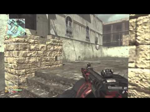 Cool MW3 Throwing Knife's