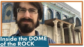 Video: Inside the Al-Aqsa Mosque, Dome of the Rock (Palestine) - Religion For Breakfast