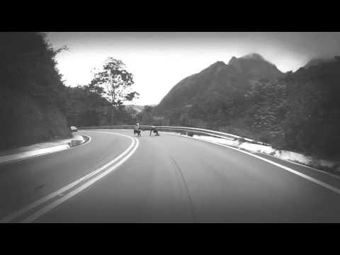 Serra da Suiça - Raw run Skate downhill Speed ES - Rubim Downhill / RDH Longboards