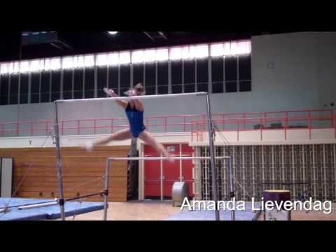BGSU Gymnastics Training Update (Sept. 2012)