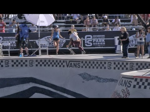 Vans Pro Park Series Huntington Beach 2016 - Women's Final
