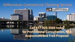 Best Commercial Cleaning Service Orlando | Millenium | Environmentally Friendly Commercial Cleaning