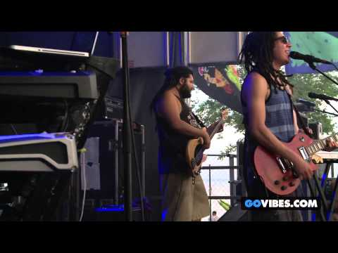 "Tribal Seeds performs ""Jah Stone"" at Gathering of the Vibes Music Festival 2013"