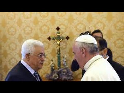 Pope Francis Vatican recognizes Muslim Palestine Hamas terrorists as state End Times Prophecy Update