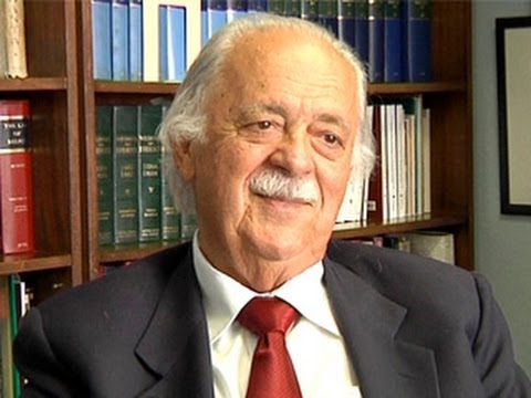 George Bizos talks to Creamer Media's Polity about what the ancient Greeks can teach us about democracy.