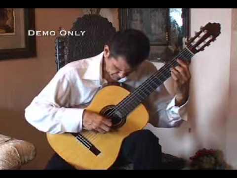 Felix Rodriguez Recuerdos de la Alhambra.wmv