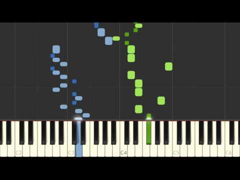 J  S  Bach Invention 15 BWV 786
