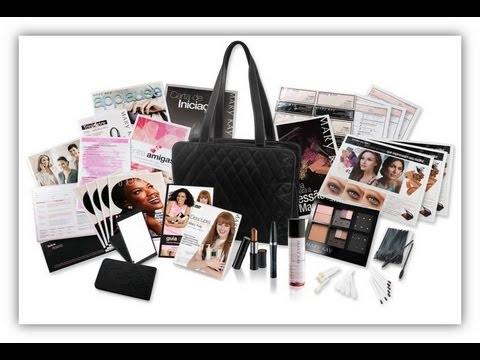 O que tem no Kit de iniciação de maquiagem Mary Kay
