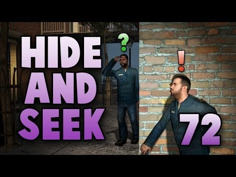 In-Wall Hiding Spot OP! (Hide & Seek #72)