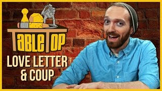 Love Letter & Coup: Fine Brothers and Felicia Day Join Wil Wheaton