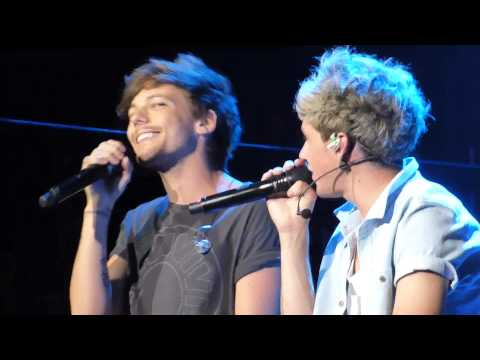 One Direction - Over Again - FRONT ROW - Staples Center, Los Angeles - 8.9.13