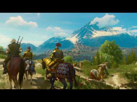 The Witcher 3: Wild Hunt - Blood and Wine | Teaser Trailer