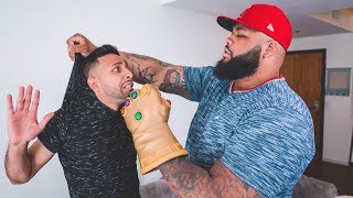 The Physical Friend | Anwar Jibawi